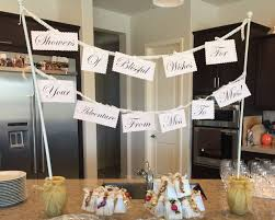 bridal shower decorations a bridal shower check list