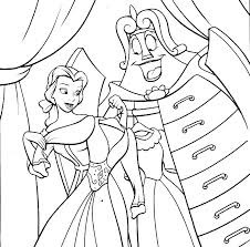 85 coloring pages beauty u0026 beast images