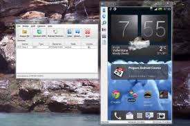 project android screen to pc home droid screen