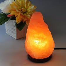 Himalayan Salt Lamp Warm Blue