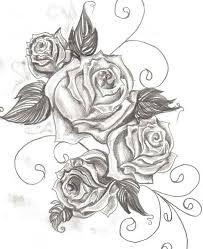 rose tattoo drawing designs danielhuscroft com