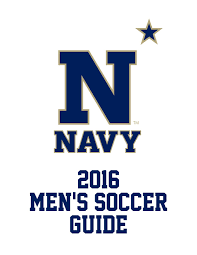 2016 men u0027s soccer guide by naval academy athletic association issuu