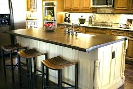 kitchen island chairs with backs island bar stools chatel co