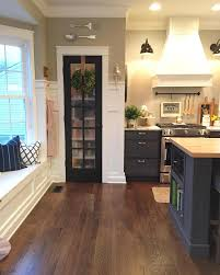creative small kitchen ideas wood countertrops plus creative design kitchen with black cabinets