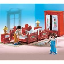 chambre parents playmobil playmobil 5319 chambre traditionnelle parents achat vente