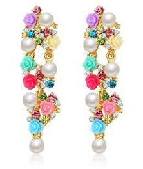 fancy earing earrings buy earrings for women and upto 87 at