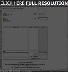 6 contractor invoice template receipt templates free download 710