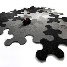 kinderzimmer teppich rund puzzleteppich kinderzimmer wohnzimmer teppich puzzle design kinder