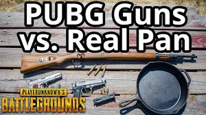 pubg kar98k pubg guns vs real pan kar98k p1911 p92 vs pan playerunknown s