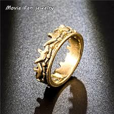 king and crown wedding rings fashion the of throne king crown ring for and