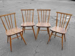 light oak kitchen chairs 4 retro ercol dining kitchen chairs light wood blonde 1960 s 70 s
