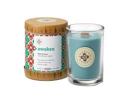 Best Candles Amazon Com Root Scented Seeking Balance Awaken Candle Basil And
