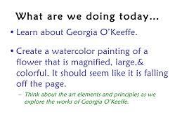 georgia o keeffe coloring pages o u0027keefe for k 2