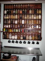 lovely kitchen spice storage taste
