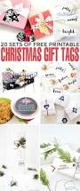 20 sets of free printable christmas gift tags frugal mom eh