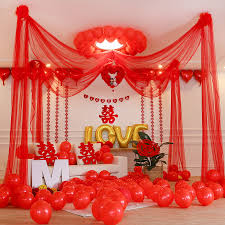 marriage decoration buy wedding supplies wedding marriage room garland arranged