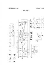 patent us3797469 distributor type fuel injection pump for