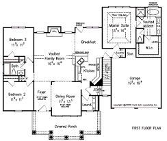 house site plan kenmore park house floor plan frank betz associates