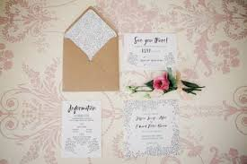 What To Write On A Wedding Invitation Reviews Feather U0026 Flourish