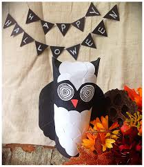 diy halloween decoration made out of toilet paper roll paper