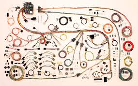 a body 1962 76 dart duster valiant electrical harness