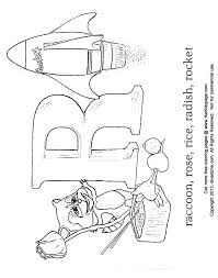 letter r coloring pages printable coloring pages alphabet upper r