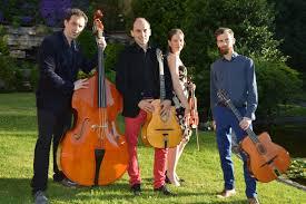 orchestre jazz mariage l orchestre de jazz manouche au complet le quartet standard