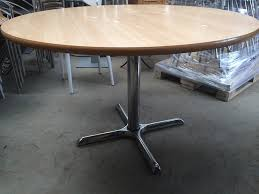 secondhand hotel furniture restaurant or cafe tables 3x round