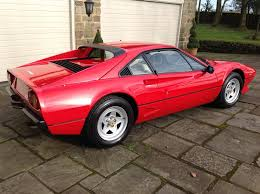 208 gtb for sale 1982 208 gtb turbo coupe lhd for sale cars for