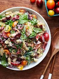 recipes for pasta salad recipe blt pasta salad kitchn