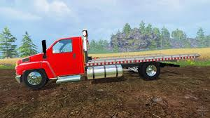 Ford Raptor Farm Truck - c4500 tow truck for farming simulator 2015