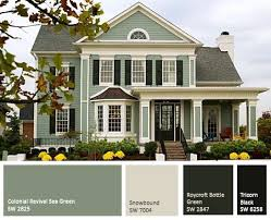 exterior house paint 8 exterior paint colors to help sell your