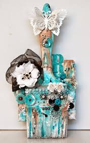 Recycled Home Decor Projects 36 Best Paint Brushes Images On Pinterest Paint Brushes Altered