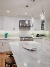 Glass Tiles For Backsplashes For Kitchens Prefab Namib Fantasy Quartzite Kitchen Counter With Matte Glass