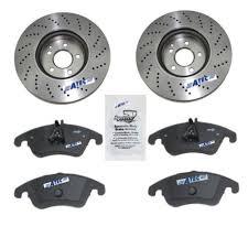 mercedes c class brake discs buy 1x brake pad set 2x brake disc vented 322 mm front mercedes