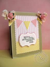 Cricut Birthday Card Scrappin Cookie Birthday Sundaes Challenge 4 Sweet Birthday