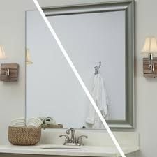 bamboo mirror bathroom make a frame hawaiian ideas from custom