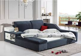 Fabric Bed - King size bedroom set malaysia