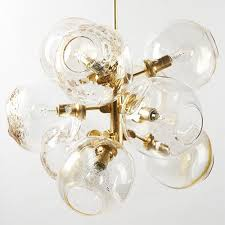 Unusual Light Fixtures - suspended lighting fixtures u2013 unusual u0027bubble u0027 by lindsey adelman