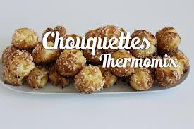 recette cuisine thermomix recette des chouquettes au thermomix