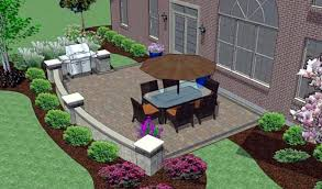 Simple Patio Design Simple Patio Design Lish Co