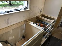 how to install lower cabinets how is it to install kitchen cabinets the exciting