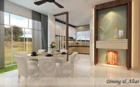 Cai Yi Design M Sdn Bhd Altar 3D Design Skudai JB Design Cai