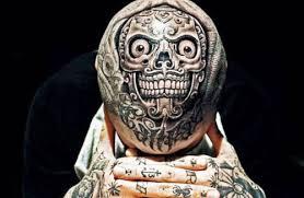 imagenes de calaveras hombres geniales tatuajes de calaveras mexicanas