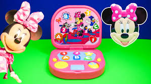 minnie mouse disney minnie mouse laptop mickey mouse clubhouse