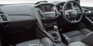 ford focus st 3 ford focus st 3 specs in south africa cars co za