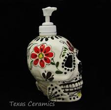Sugar Skull Bathroom The Sweet Life Mexican Sugar Skulls Lacasita