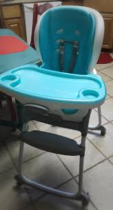 Simple High Chair Mommy Review Monday Ingenuity Trio 3 In 1 Smartclean High Chair