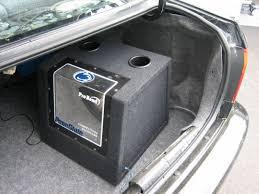Custom Fiberglass Interior Custom Fiberglass Subwoofer 9 Steps With Pictures