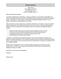Example Of Resume And Cover Letter by Best Director Cover Letter Examples Livecareer